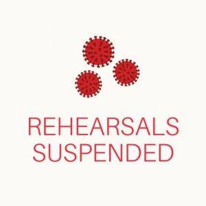 SaSamba Rehearsals suspended
